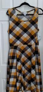 NWT 2xl LuLaRoe Nicki dress